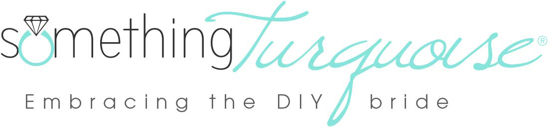 Something Turquoise {embracing the DIY bride}