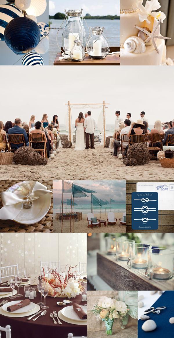 c915412f63 inspiration | beach wedding - Something Turquoise {daily bridal ...