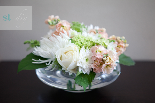 diy flower arrangement tutorial