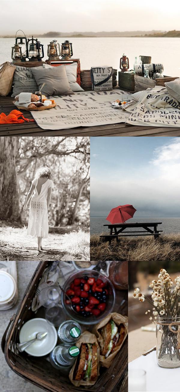 picnic wedding inspiration