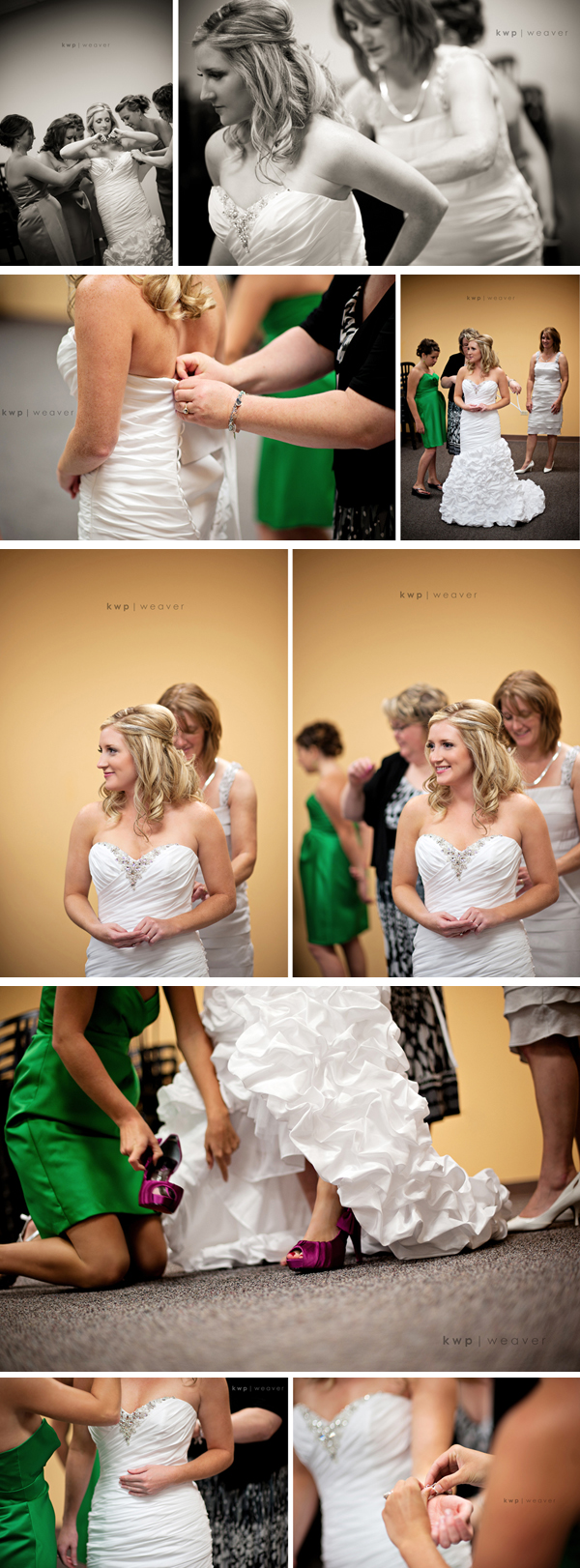 Kristen Weaver Photography - Orlando Wedding Photography