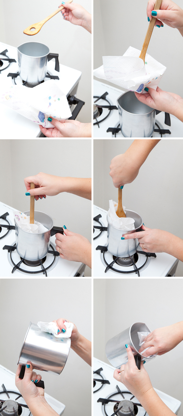 Pour your own Mason Jar Candles - DIY from SomethingTurquoise.com