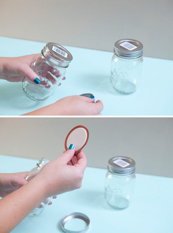 How to make DIY mason jar candles