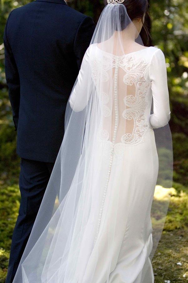 Bella Swans Wedding Dress