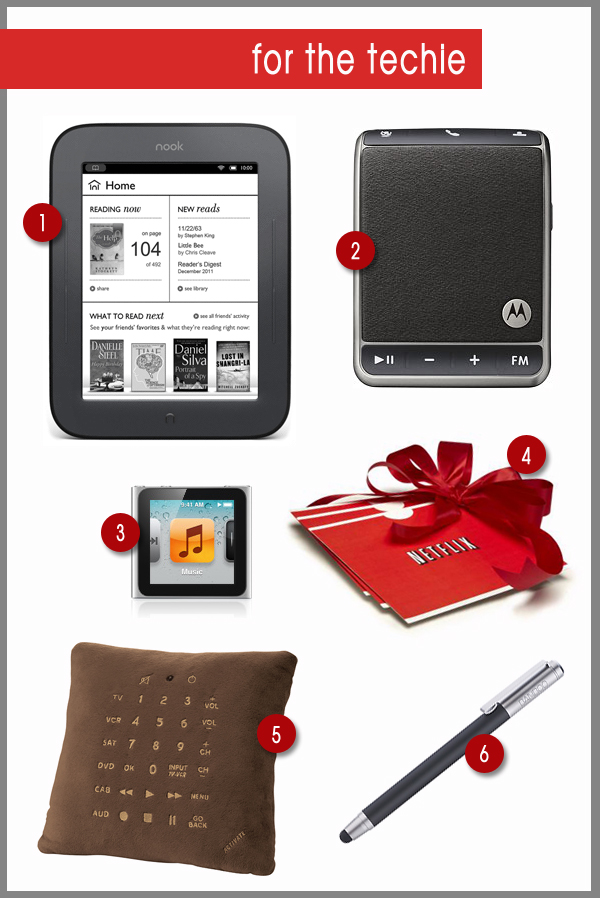 last minute gifts for the techie in your life