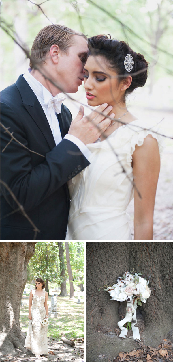 BHLDN speak easy stylized shoot by Christa Elyce