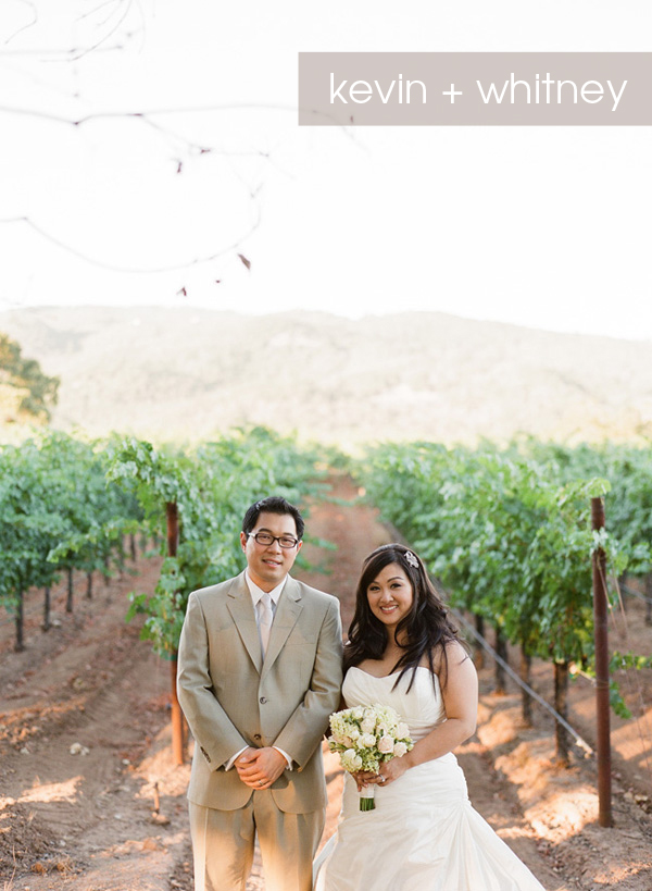 Vineyard Wedding by JAC Photography via Something Turquoise