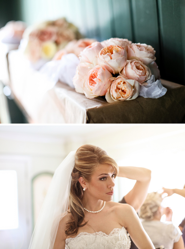Lauren Fair Wedding Photography via Something Turquoise