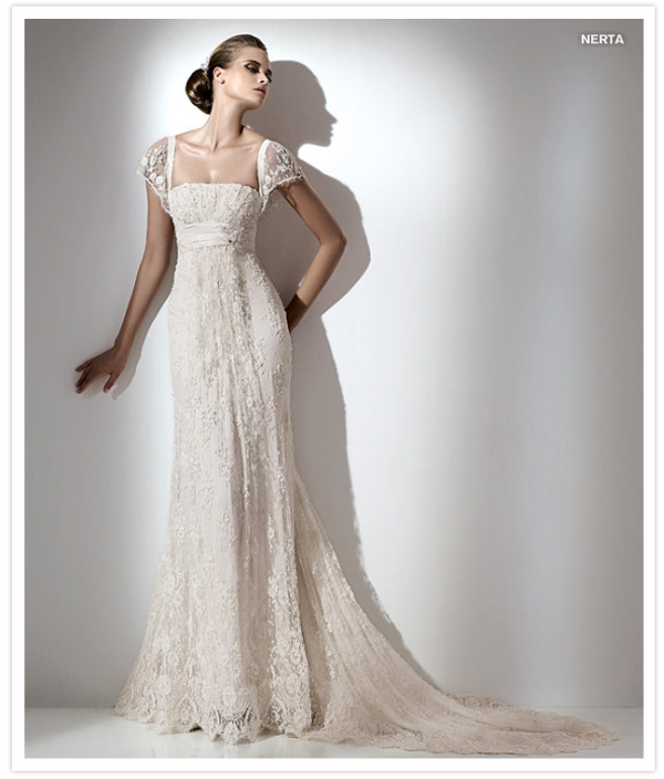Elie Saab Bridal Collection 2012