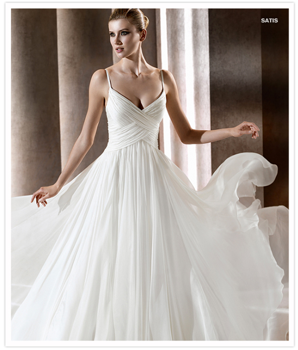 wedding dresses | elie saab 2012 - Something Turquoise