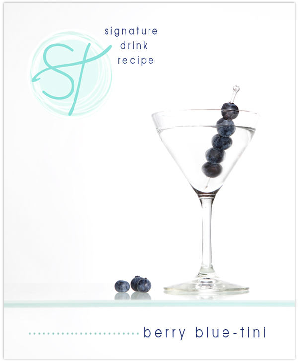 wedding specialty drink recipe