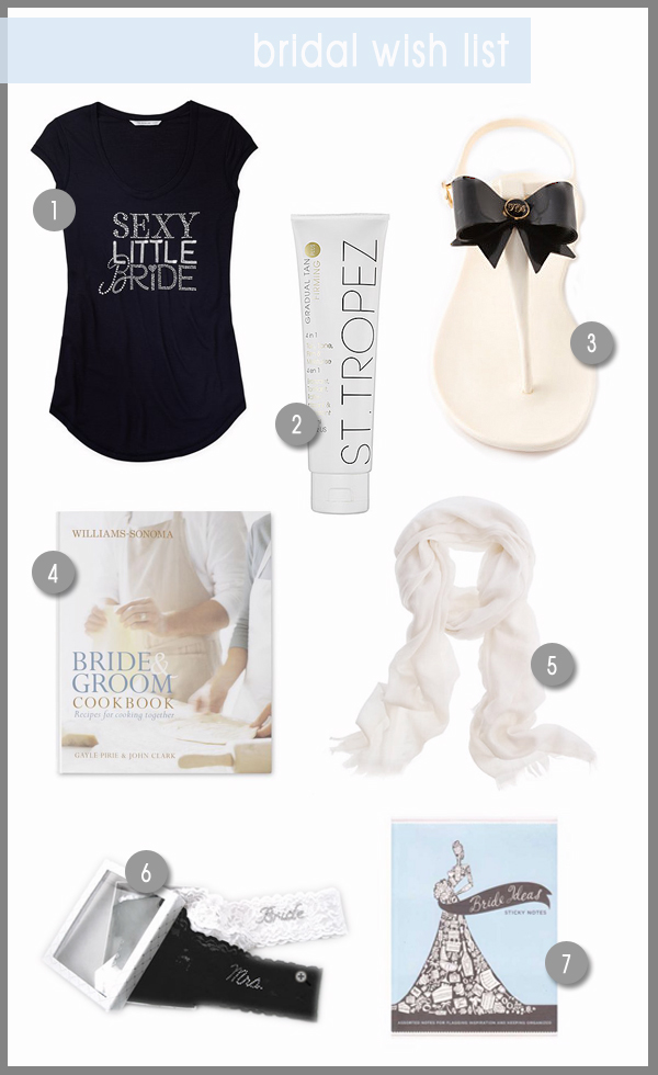Wedding Gift For Bride Online Shopping : are shopping for a bride, or you are the bride? here are 7 fun gifts ...