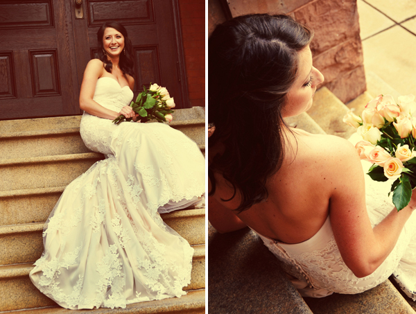 bridal portrait tradition