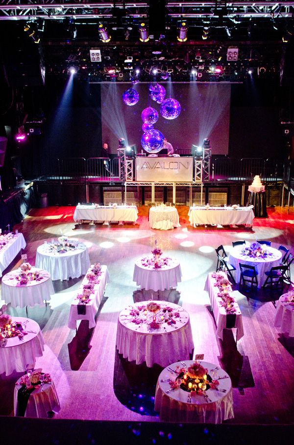Avalon Theater Wedding