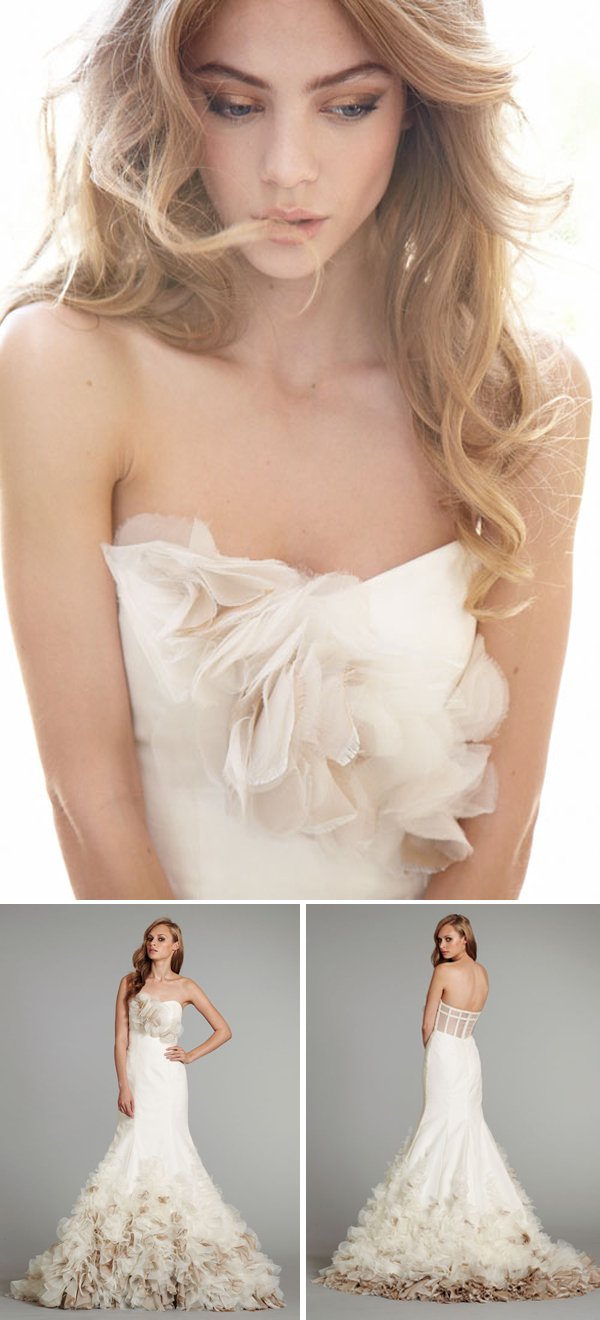 wedding gowns hayley paige hayley paige wedding dresses Hayley Paige Wedding Gowns Fall