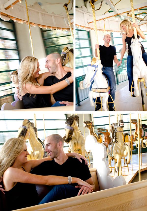 santa barbara zoo engagement