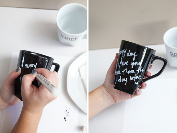 How To Write On Coffee Mugs CoffeTable