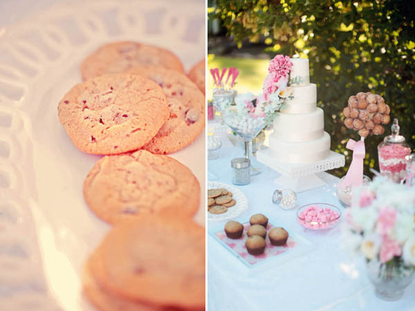 pink candy wedding inspiration shoot