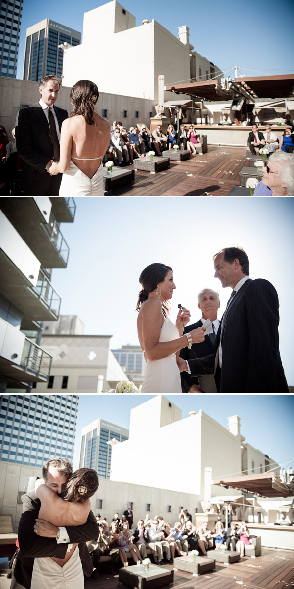 gorgeous outdoor San Diego Wedding