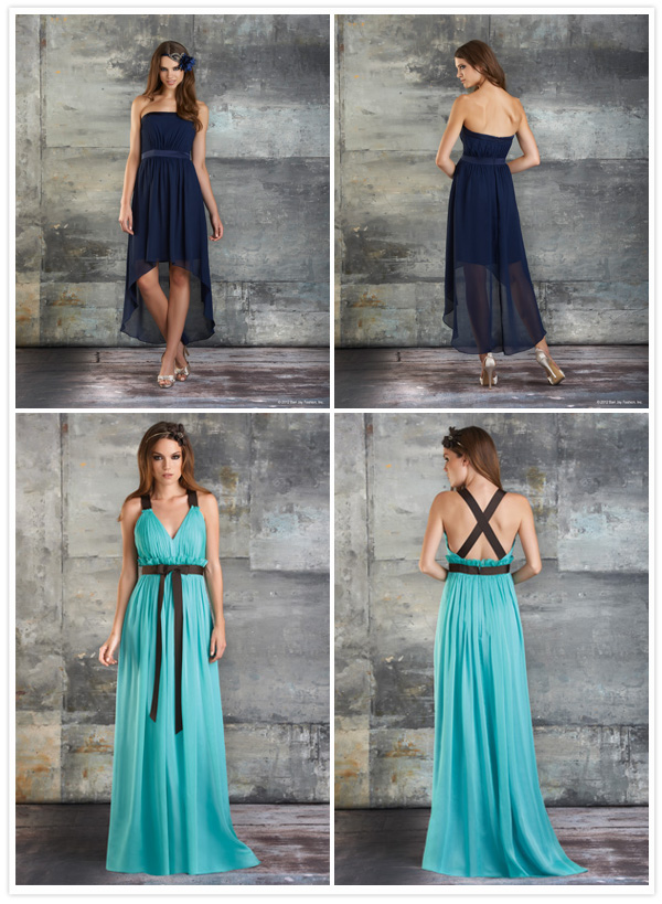 Bari Jay bridesmaid dresses 2013