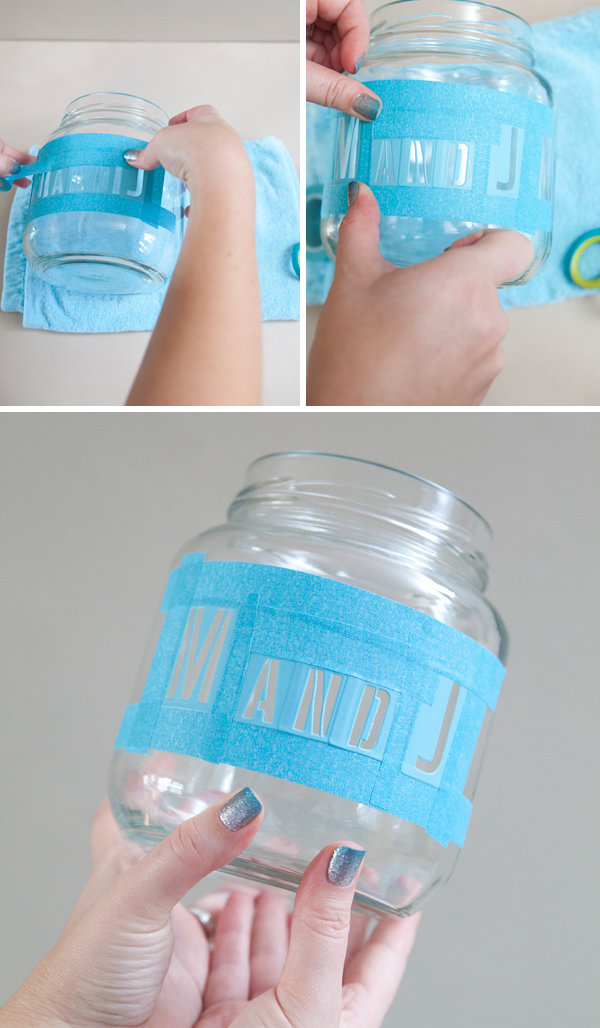 Diy Honeymoon Fund Savings Jar Something Turquoise