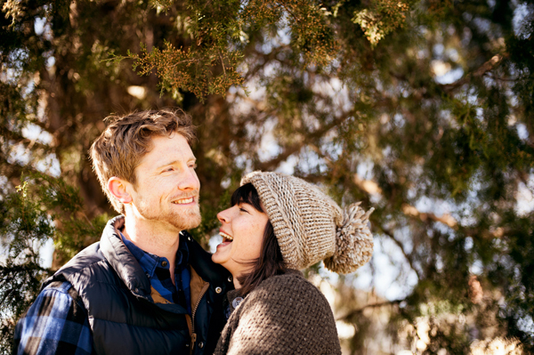 cozy fall engagement - jen yuson photography