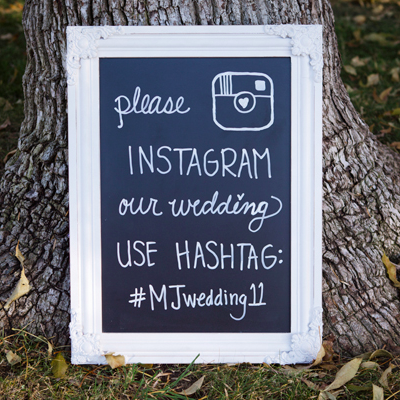 Cute Wedding Hashtags.How To Create An Instagram Wedding Hashtag