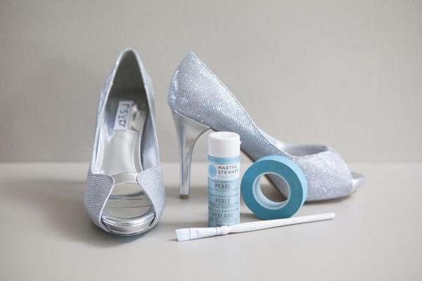 Something Blue Shoe Soles