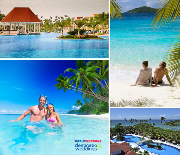 destination wedding packages mexico all inclusive: Destination Weddings With Apple Vacations