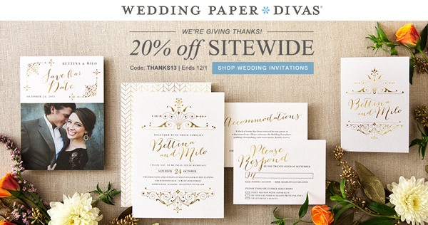Wedding Diva Invitations: Diy Wedding Invitations With Wedding Paper Divas