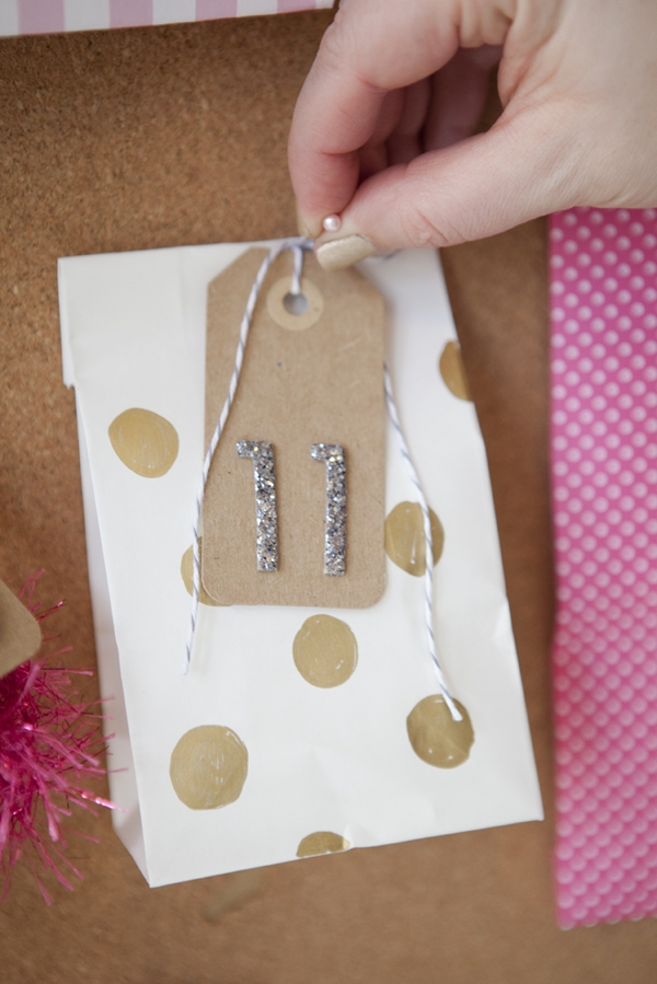 Gift For Bride Night Before Wedding : Using a sewing pin (with a large head on it)pin right through the ...