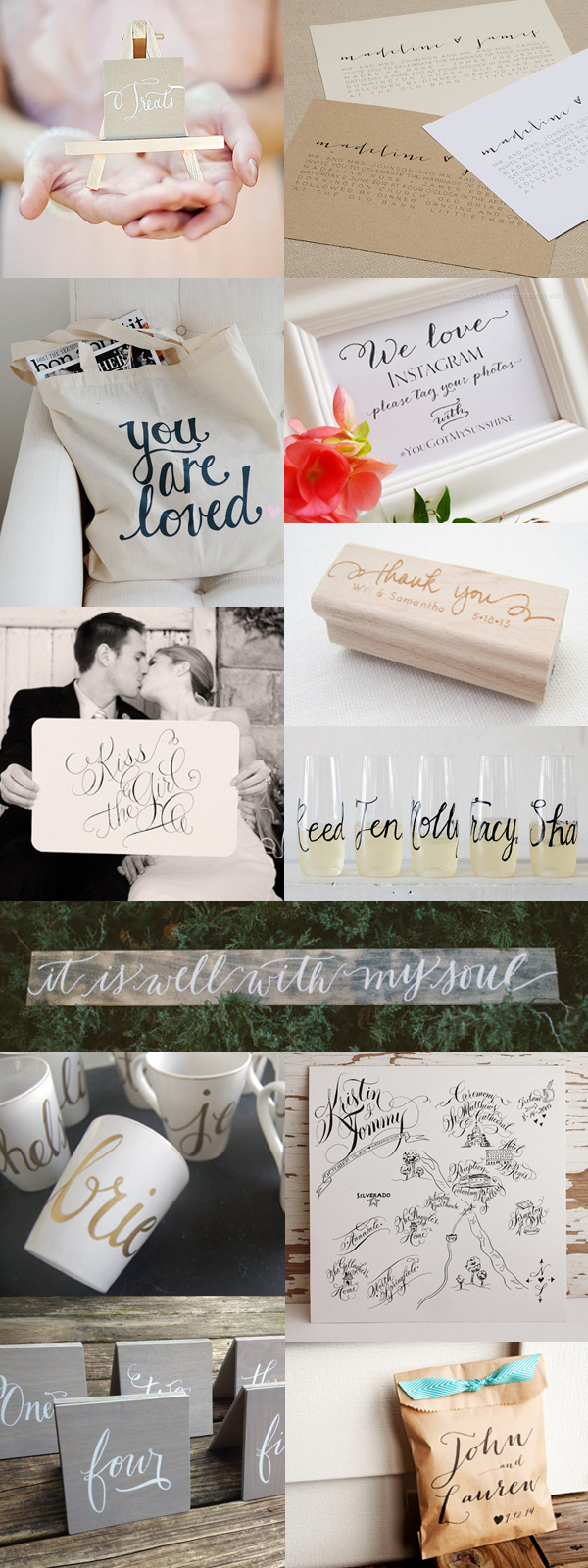 SomethingTurquoise_Wedding_Calligraphy_Details