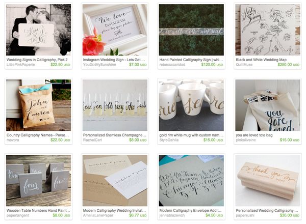 calligraphy-wedding-details-etsy