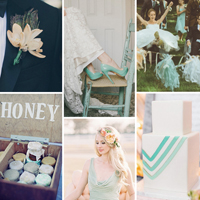 turquoise-wedding-mood-board