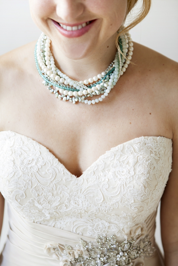 How to make a gorgeous statement necklace!