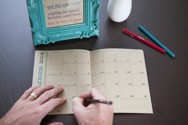 SomethingTurquoise_DIY_wedding_birthday_calendar_guest_book_0005.jpg
