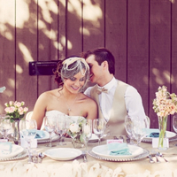 vintage-chic-wedding
