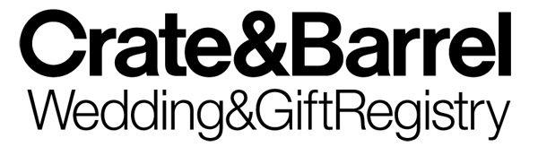Crate Barrel Wedding Registry.Crate Barrel Wedding And Entertaining Inspiration