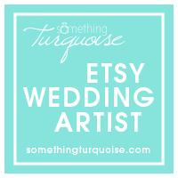 Etsy Wedding Artists