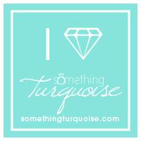 I (diamond) Something Turquoise!
