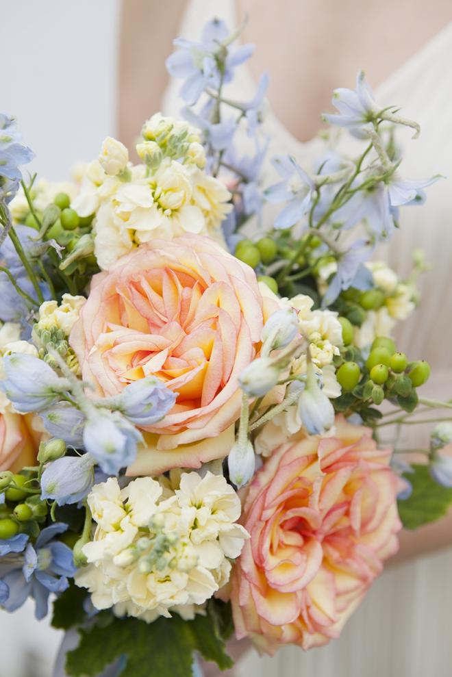 Bouquet Blueprint - DIY wedding bouquet with long ribbons!
