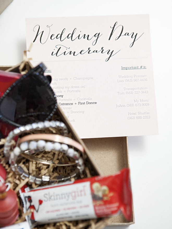 Download Edit And Print This Darling Free Wedding Itinerary
