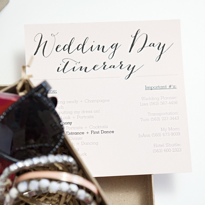 Download edit and print this darling free wedding itinerary junglespirit Images