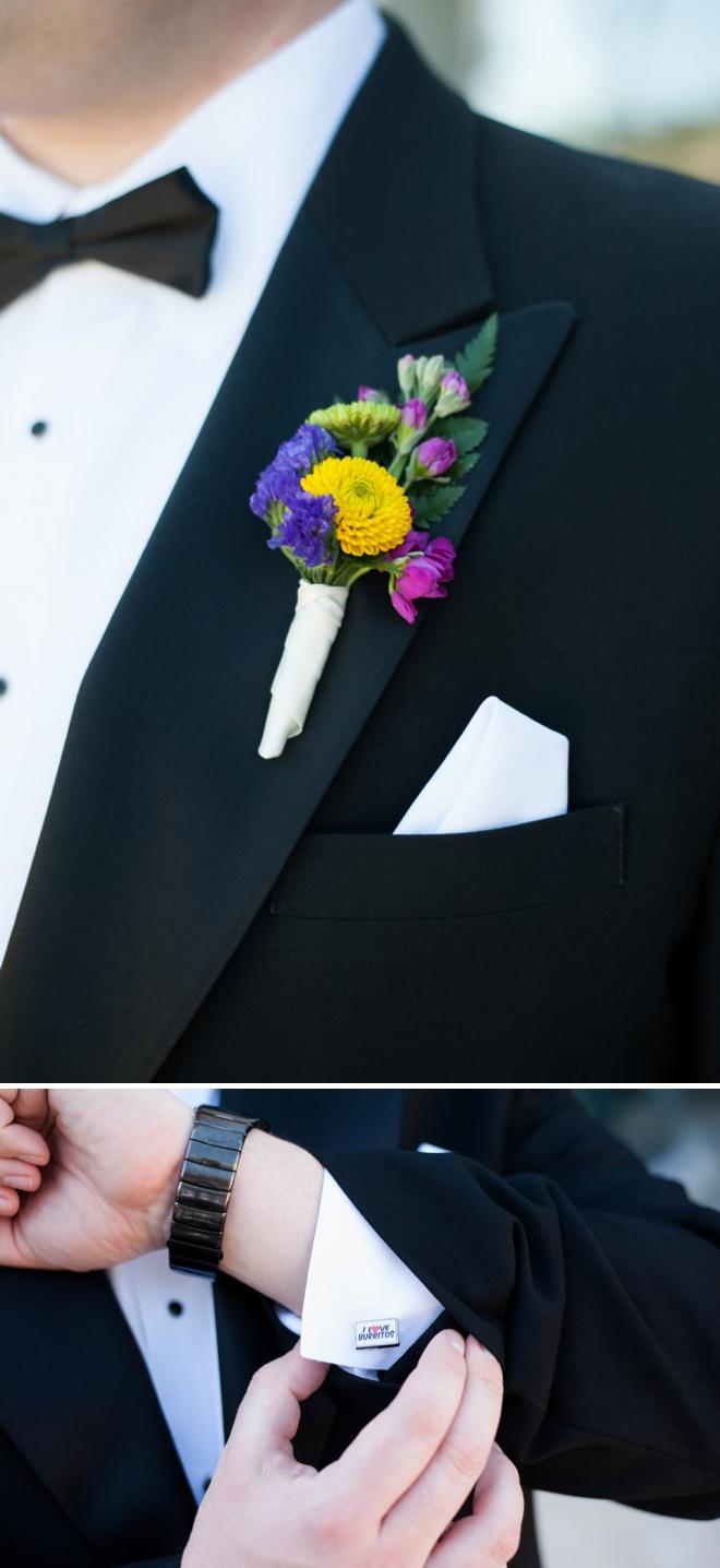 Fiesta groom style