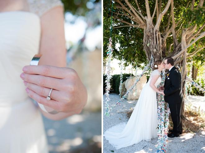 DIY - wedding wishing tree!