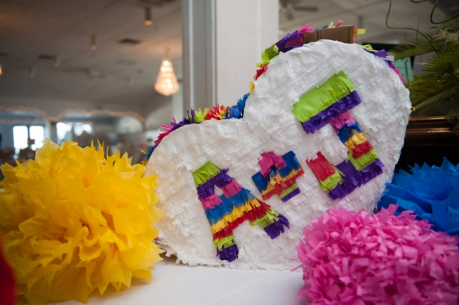 Large love pinata!