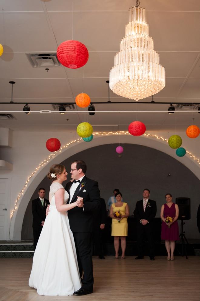 DIY Fiesta themed wedding!