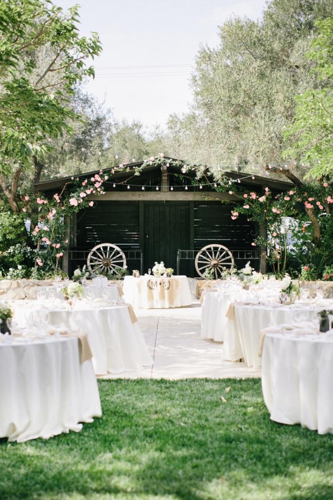 Gorgeous DIY winery wedding of Matt and Sydney...