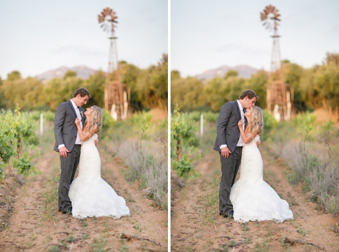 Gorgeous DIY winery wedding of Matt and Sydney...