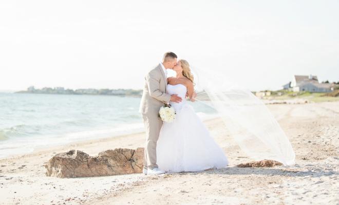 Beautiful Cape Cod wedding by ShoreShotz Photography